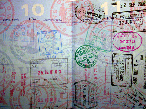 beware when your resum u00e9 looks like your passport  the date stamps cover where you u2019ve been but